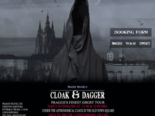 Cloak And Dagger Ghot Tour